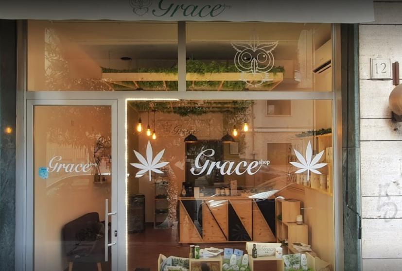 Punti vendita erba legale Roma | Grace